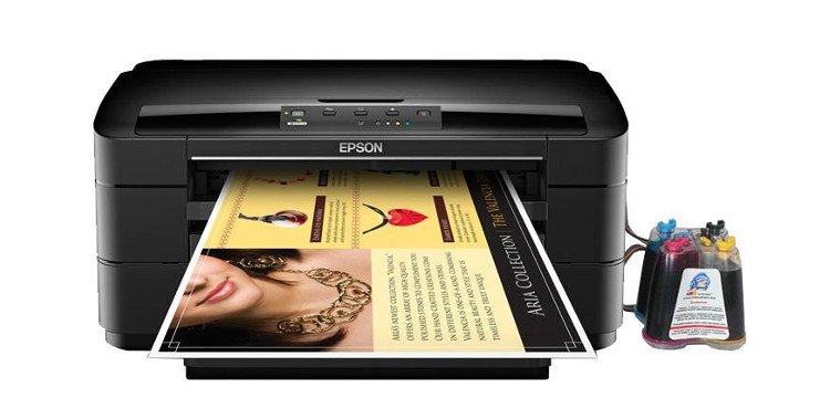 Принтер Epson WorkForce WF-7010 с системой НПЧ