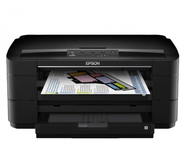 Epson WorkForce WF-7015 с СНПЧ 4
