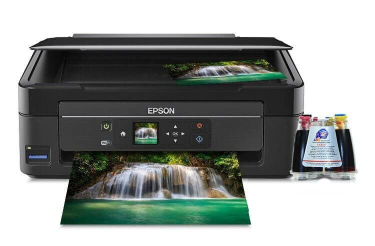 МФУ Epson Expression Home XP-323 с СНПЧ